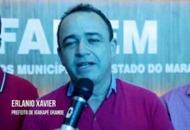 Devido irregularidades, Tesouro Nacional bloqueia o FPM da prefeitura de Igarapé Grande e de outros 9 municípios no Maranhão