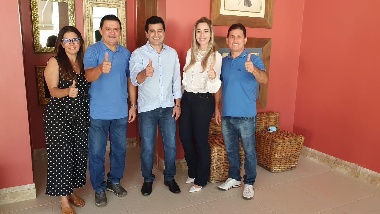 ELEIÇÕES 2020: Dr Jerônimo Ferry declara apoio ao pré-candidato a prefeito Rigo Teles em Barra do Corda