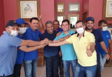 ELEIÇÕES 2020: Vereador Elias do INSS abandona grupo Eric Costa e declara apoio a Rigo Teles em Barra do Corda