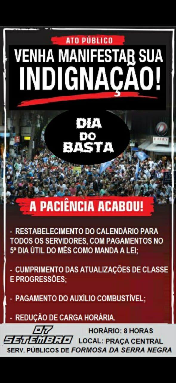 Enfraquecida, oposição em Formosa da Serra Negra tenta desestabilizar o governo do prefeito Janes Clei