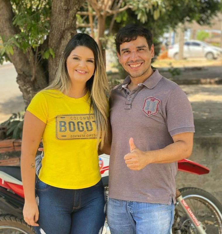 juliana freitas segue firme e recebendo importantes apoios em barra do corda 1 - Juliana Freitas segue firme e recebendo importantes apoios em Barra do Corda