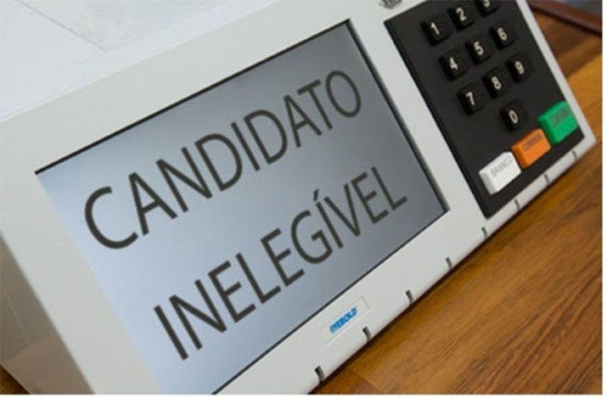Justiça Eleitoral recebe do TCU 658 nomes de pessoas classificadas fichas sujas e que não poderão concorrer às eleições de 15 de novembro