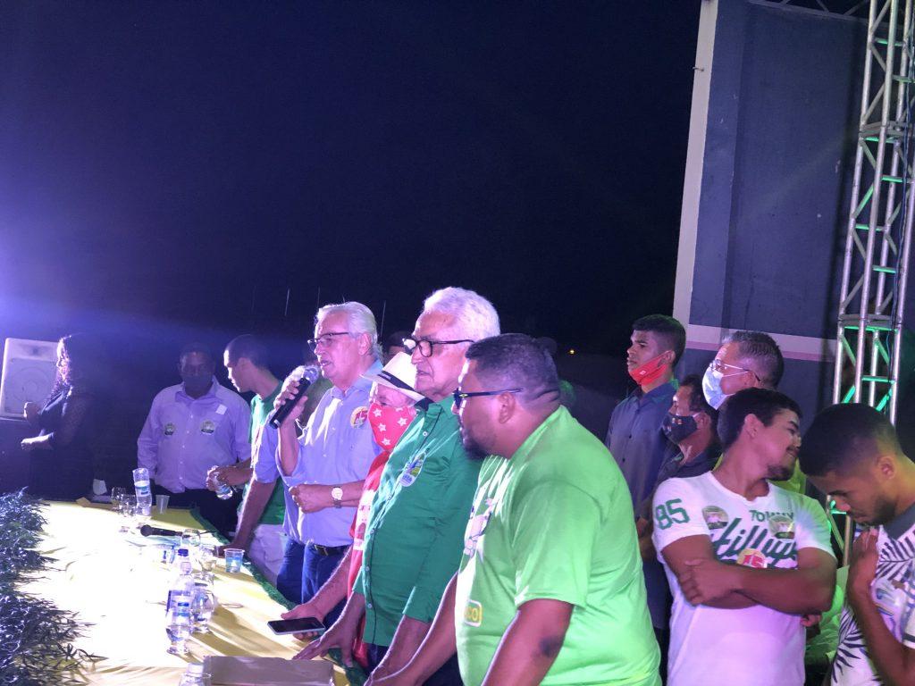 mercial arruda e aclamado candidato a prefeito durante grande convencao em grajau 2 1024x768 - Mercial Arruda é aclamado candidato a prefeito durante grande convenção em Grajaú - minuto barra