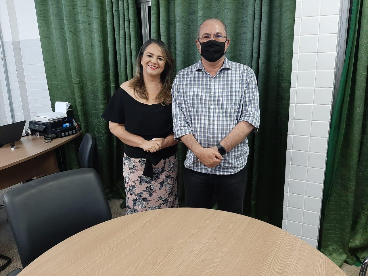 PARCERIA FIRMADA: Hildo Rocha visita o IFMA de Barra do Corda e promete enviar recursos para a instituição de ensino