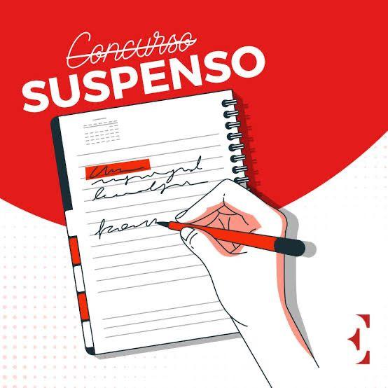 URGENTE!! Juiz Queiroga Filho suspende realização do concurso público de Jenipapo dos Vieiras