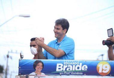 ELEIÇÕES 2020: Eduardo Braide é eleito novo prefeito de São Luís e impõe derrota ao grupo de Flávio Dino
