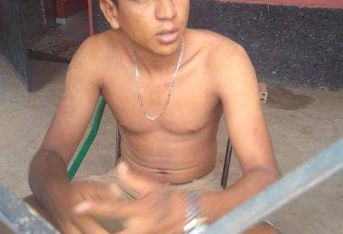 Polícias Militar e Civil prendem acusado de matar esposa em Barra do Corda