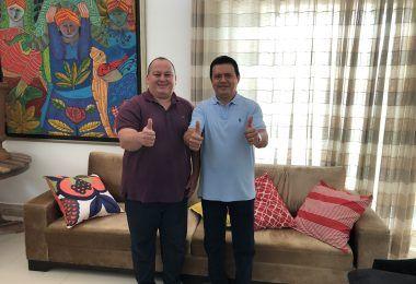 Prefeito eleito Rigo Teles anuncia professor Ramon Júnior para o cargo de secretário de educação