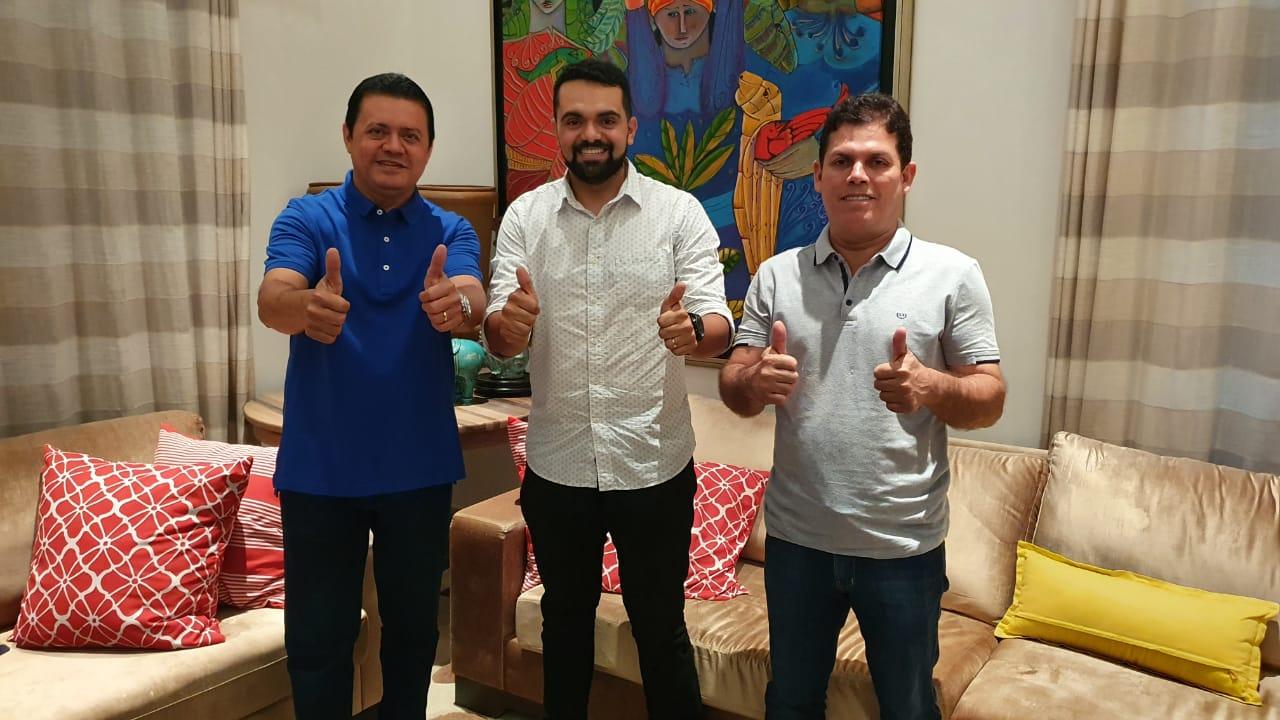 Prefeito eleito Rigo Teles indica empresário e advogado Estevão Negreiros para o cargo de secretário de Indústria e Comércio