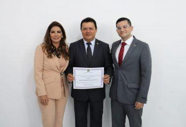 Justiça eleitoral em Barra do Corda realiza cerimônia de Diplomação dos eleitos nas eleições de 15 de novembro.