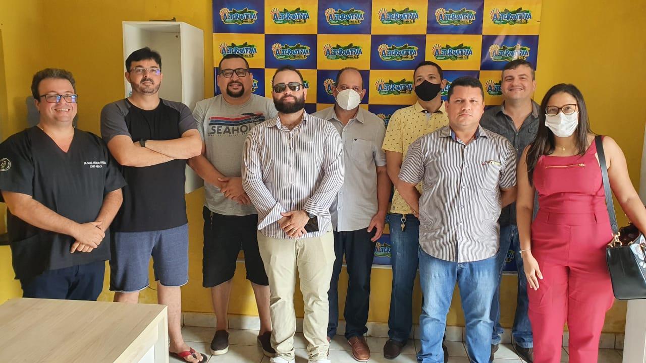Médicos buscam imprensa e denunciam gestão Eric Costa em Barra do Corda
