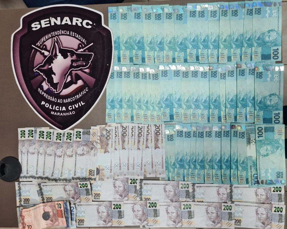 Mulher é presa com R$ 9,5 mil em cédulas falsas no interior do Maranhão