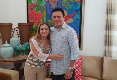 Prefeito eleito Rigo Teles anuncia a Dra. Edilma Miranda para o cargo de Secretária de Planejamento, Orçamento e Gestão