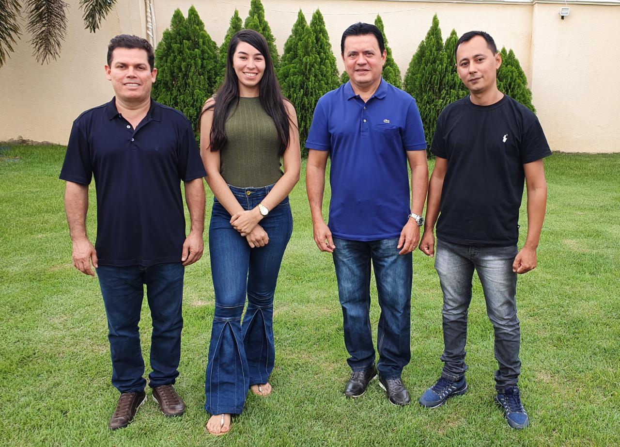 Prefeito eleito Rigo Teles escolhe Comandante e Sub-comandante da Guarda Civil de Barra do Corda