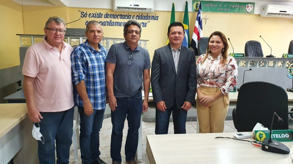 jaine milhomem assume o mandato de vereadora na camara municipal de barra do corda 2 1024x576 - Jaine Milhomem assume o mandato de vereadora na Câmara Municipal de Barra do Corda