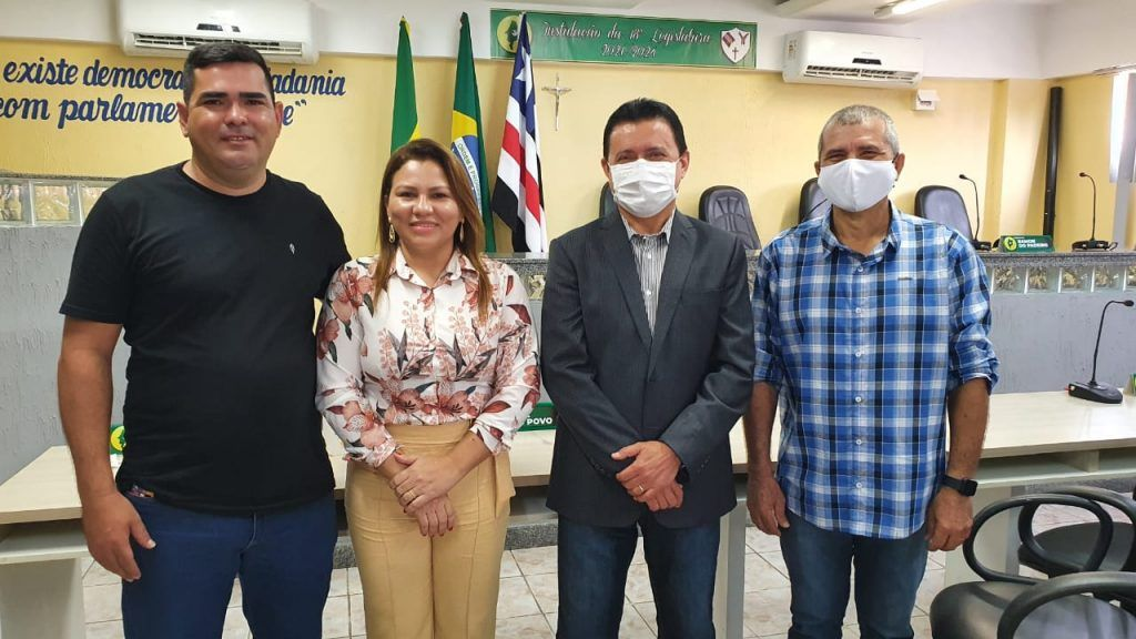 jaine milhomem assume o mandato de vereadora na camara municipal de barra do corda 3 1024x576 - Jaine Milhomem assume o mandato de vereadora na Câmara Municipal de Barra do Corda
