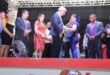 Junior do Posto tomou posse em 1º de janeiro como novo prefeito de Itaipava do Grajaú