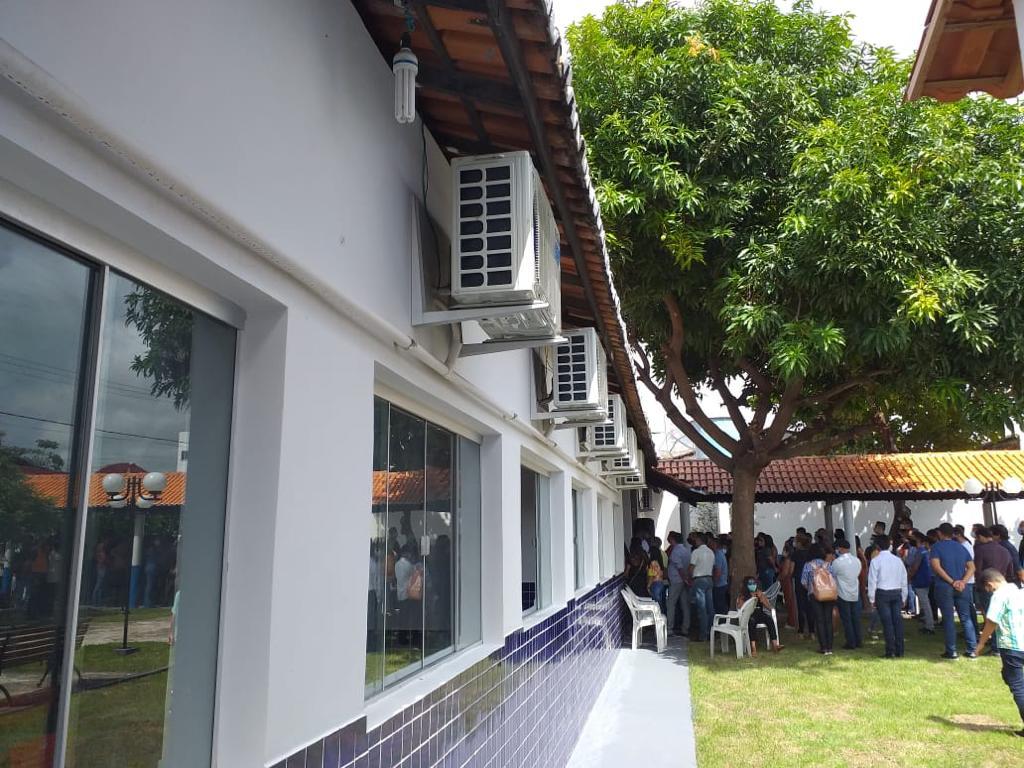 prefeito assis ramos inaugura terceira escola apenas no mes de janeiro em imperatriz 1 - Prefeito Assis Ramos inaugura terceira escola em menos de 30 dias em Imperatriz