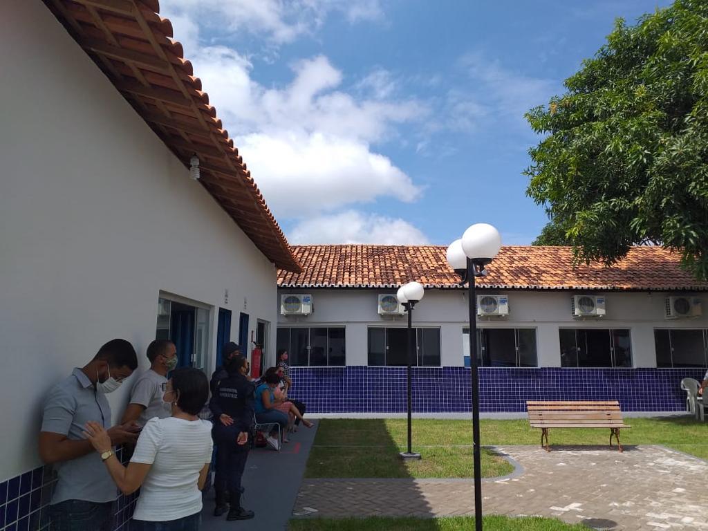 prefeito assis ramos inaugura terceira escola apenas no mes de janeiro em imperatriz 2 - Prefeito Assis Ramos inaugura terceira escola em menos de 30 dias em Imperatriz