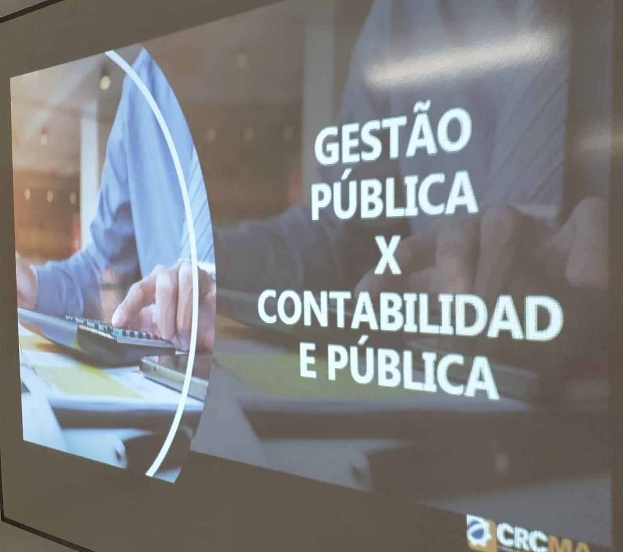 """Prefeitura de Barra do Corda realiza seminário com o tema """"Gestão Pública X Contabilidade Pública"""