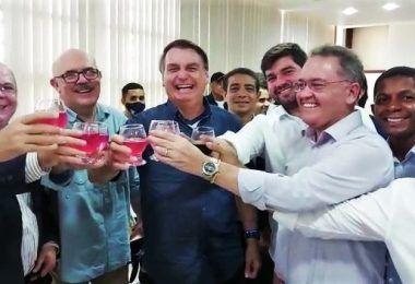 """Hildo Rocha acredita que """"com a presença e as ações do presidente Jair Bolsonaro em Alcântara o CLA se viabilizará"""""""