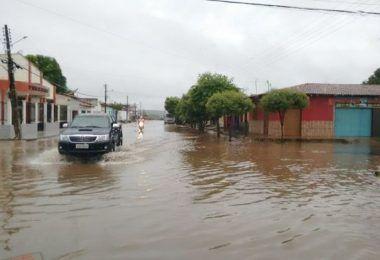 Pelos próximos cinco dias deve cair em Barra do Corda quase 100mm de chuva, aponta Clima Tempo