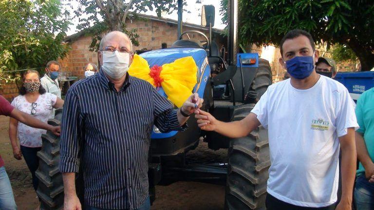 pequenos produtores rurais de imperatriz agradecem ajuda do deputado hildo rocha - Pequenos produtores rurais de Imperatriz agradecem ajuda do deputado Hildo Rocha