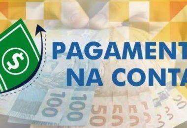 Prefeito Júnior do Posto paga salário referente ao mês de dezembro, 1/3 das férias e salário de janeiro em Itaipava do Grajaú