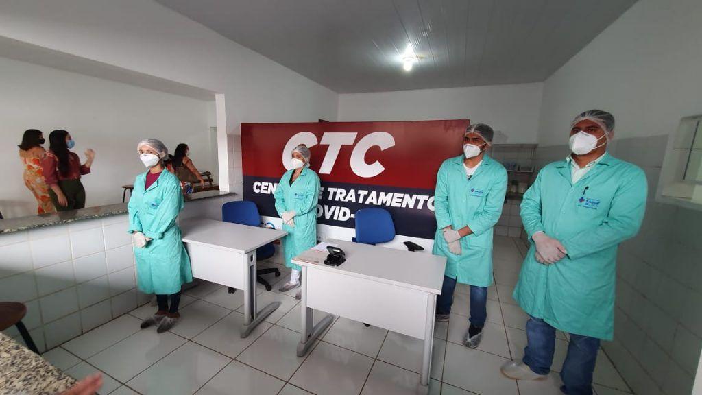 prefeito rigo teles entrega ctccentro de tratamento para covid em barra do corda 8 1024x576 - Prefeito Rigo Teles entrega CTC(Centro de Tratamento para Covid) em Barra do Corda