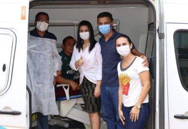 Prefeitura de Tuntum realiza mutirão da saúde no povoado Ipu-iru