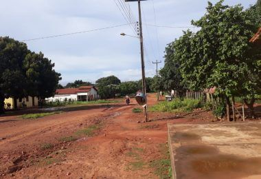 ALÔ EQUATORIAL!! Nos últimos 15 dias a falta de energia elétrica vem sendo constante no povoado Boa Sorte, em Barra do Corda