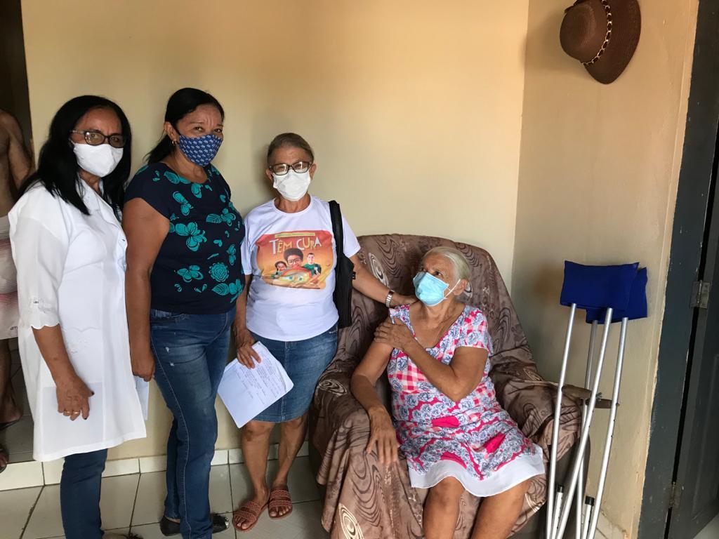 apos equivoco do governo do maranhao barra do corda volta a receber doses de vacina para combater o cornavirus 2 - Após equívoco do governo do Maranhão, Barra do Corda volta a receber doses de vacina para combater a covid-19