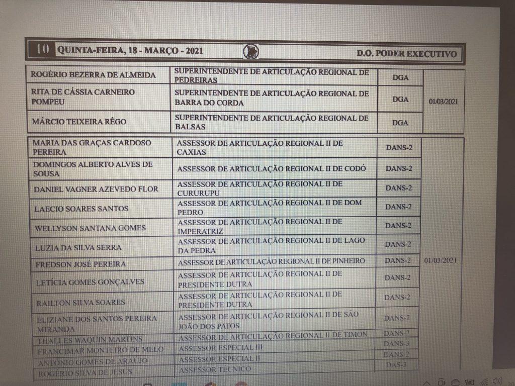 flavio dino vai nomear ex vereadora kassi pompeu para o cargo de superintendente regional de barra do corda 1 1024x768 - Flávio Dino nomeia ex-vereadora Kassí Pompeu para o cargo de Superintendente regional de Barra do Corda