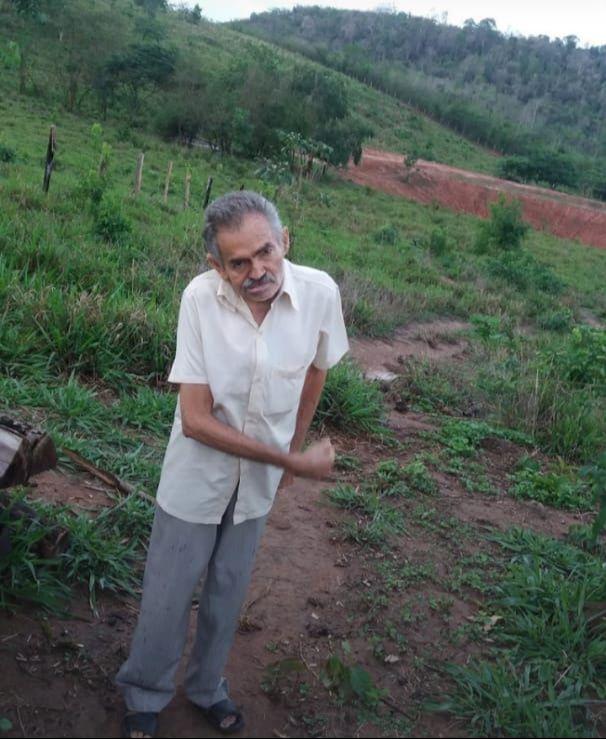 LUTO: Morre aos 75 anos o ex-vereador de Barra do Corda Alim Chaves Rodrigues, vítima da covid-19
