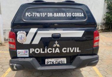 Polícia prende dois homens por suspeita de estelionato contra INSS em Barra do Corda