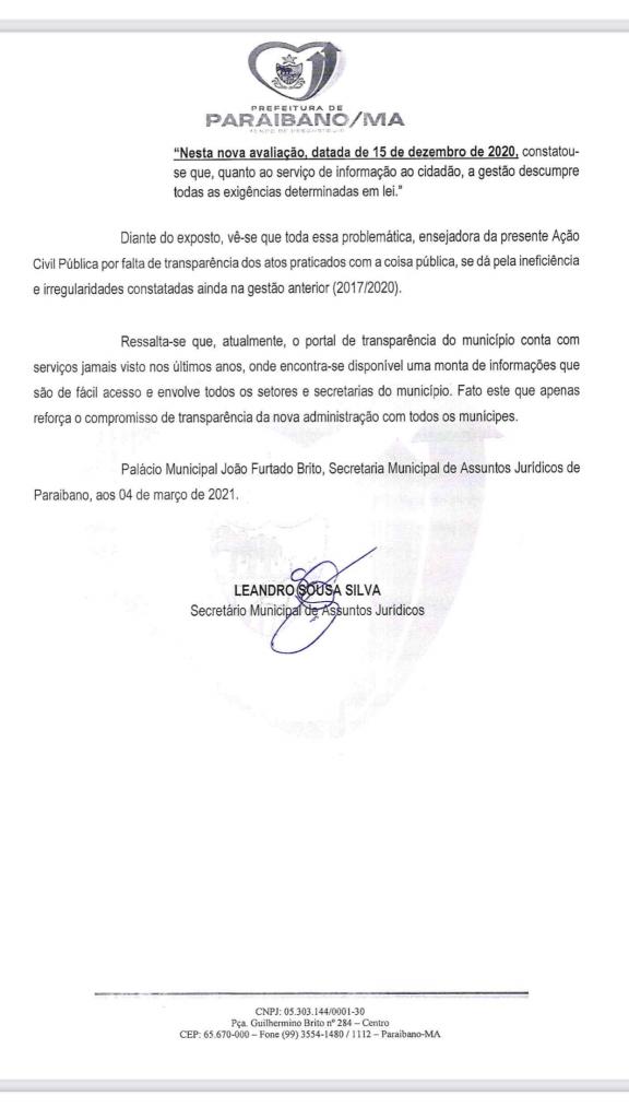 prefeitura de paraibano emite nota de esclarecimento apos materia publicada pelo blog minuto barra 1 576x1024 - Prefeitura de Paraibano emite nota de esclarecimento após matéria publicada pelo Blog Minuto Barra