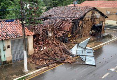 93 Milímetros: Barra do Corda registra em apenas um dia o maior volume de chuva da história dos últimos 33 anos