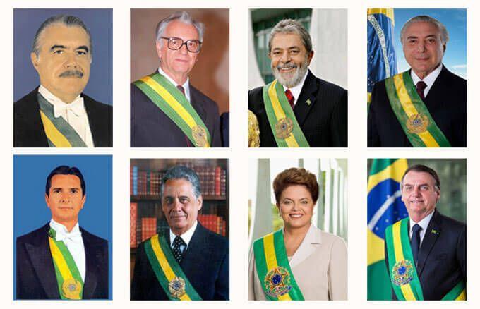 Desde a redemocratização do Brasil em 1988: Qual presidente da República perseguiu a Igreja?