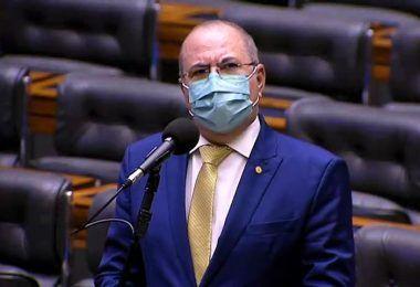 Hildo Rocha trabalhou para aprovar PL que estimula empresas a produzir mais oxigênio hospitalar e salvar vidas