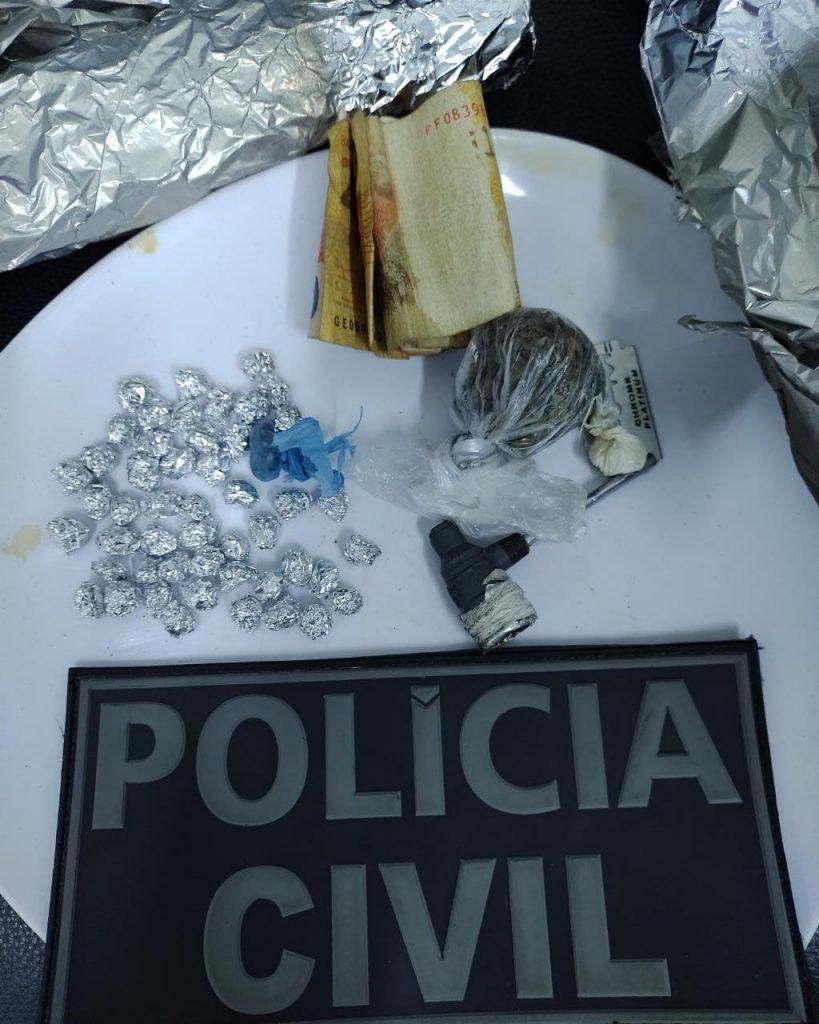 policia civil prende tres pessoas por trafico de drogas e armas ilegais em barra do corda 819x1024 - Polícia Civil prende três pessoas por tráfico de drogas e armas ilegais em Barra do Corda