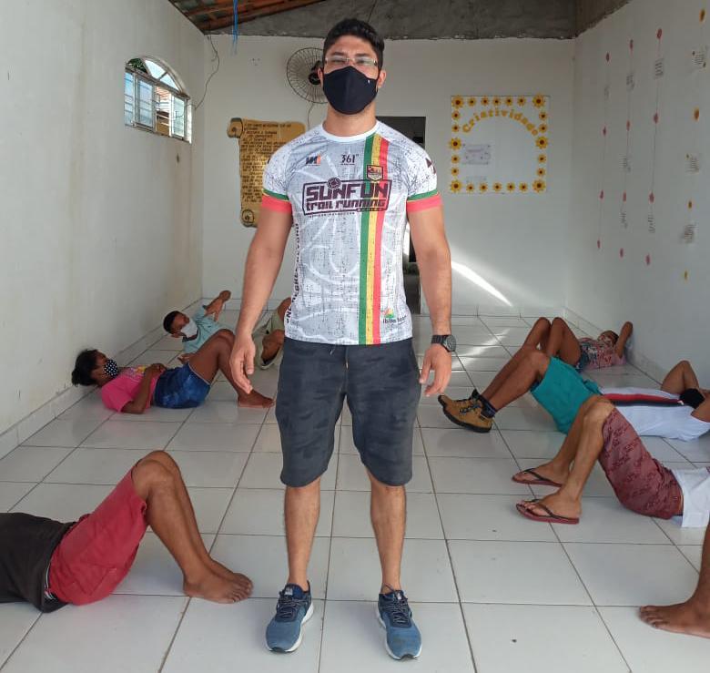 Centro Pop garante ação para que pessoas em situação de rua pratiquem atividade físicas em Imperatriz