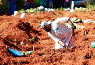 7.700 pessoas já morreram vítimas da covid-19 no Maranhão desde o início da pandemia
