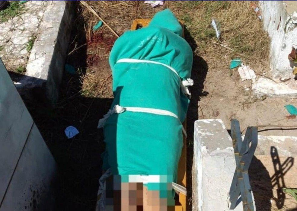 Jovem de 22 anos é encontrada morta, nua e com a cabeça esmagada no interior do Maranhão