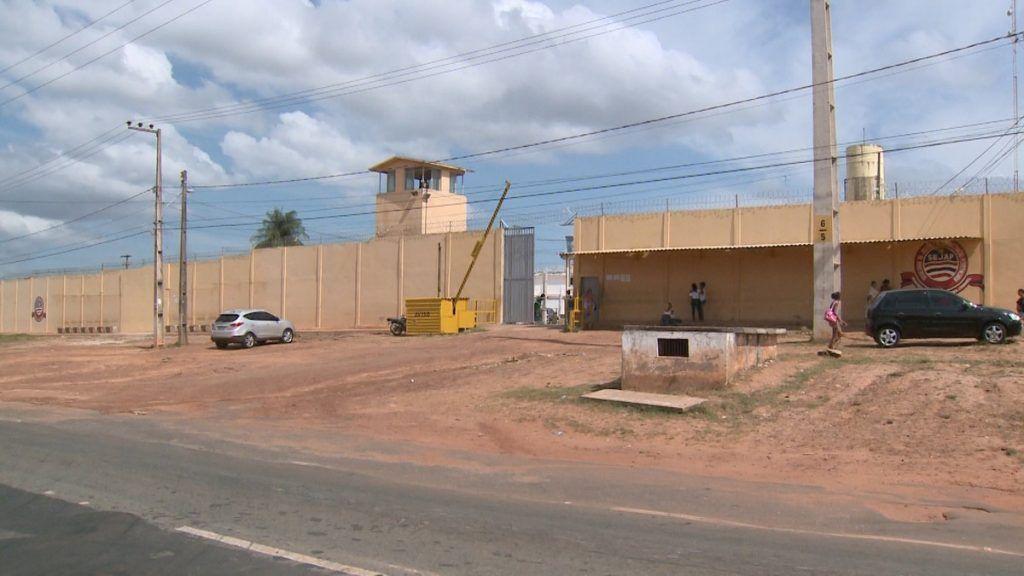 Presídio de Pedrinhas em São Luís-Ma