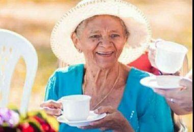 Morre aos 85 anos Dona Delinha, mãe dos ex-vereadores Adão Nunes e Alcenor Nunes