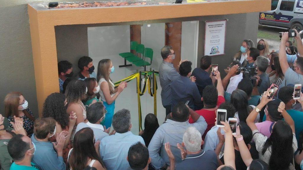 prefeito rigo teles entrega varias obras no aniversario de 186 anos de barra do corda 2 1024x576 - Prefeito Rigo Teles entrega várias obras no aniversário de 186 anos de Barra do Corda