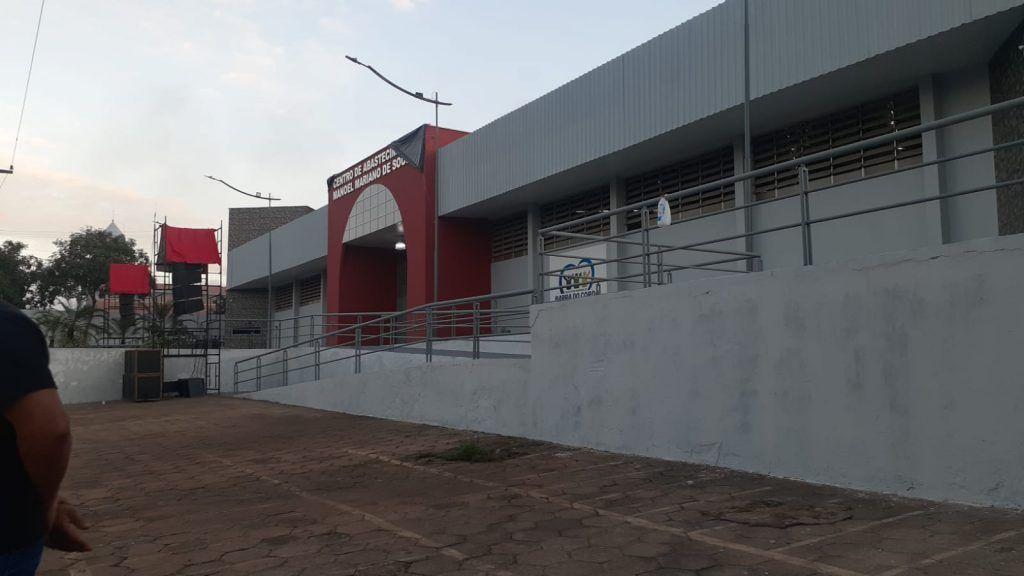 prefeito rigo teles reinaugura centro de abastecimento manoel mariano de sousa 1 1024x576 - Prefeito Rigo Teles reinaugura Centro de Abastecimento Manoel Mariano de Sousa