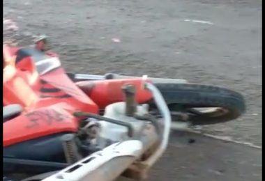 URGENTE!! Grave acidente deixa uma pessoa morta na Br-226 em Barra do Corda