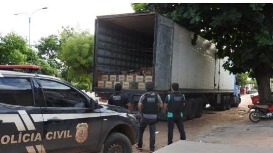 URGENTE!! TJ/MA manda soltar empresários de Barra do Corda acusados de roubar carga de óleo comestível na BR-010