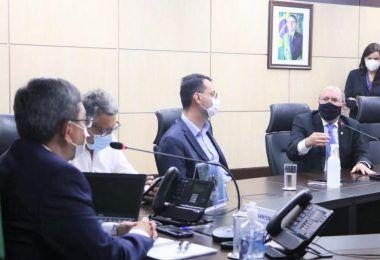 Em reunião no DNIT, deputado Hildo Rocha cobra melhorias nas rodovias federais do Maranhão